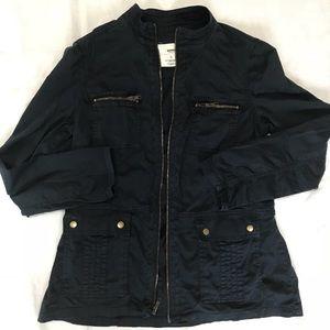 Navy blue utility jacket Sonoma
